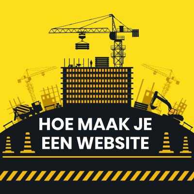 Hoe maak je een webiste - Necess